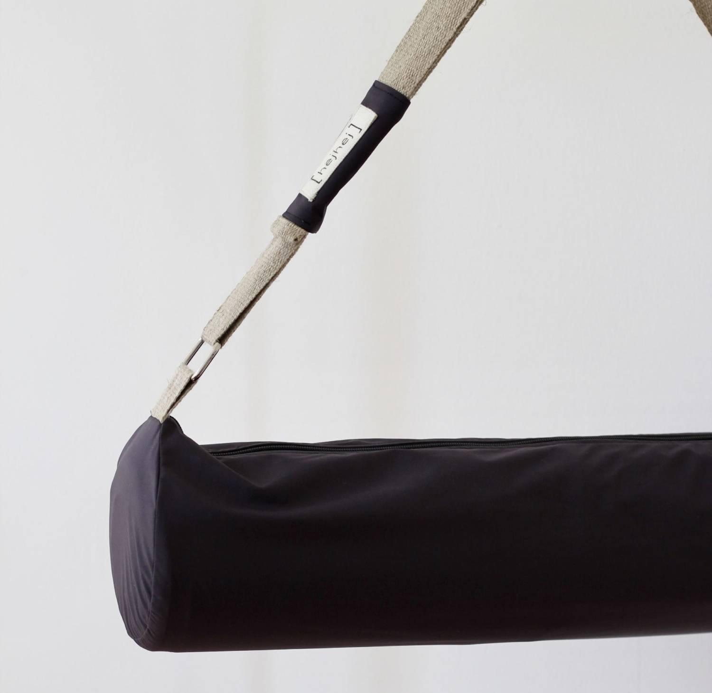 Eine nachhaltige Yogamatten Tasche