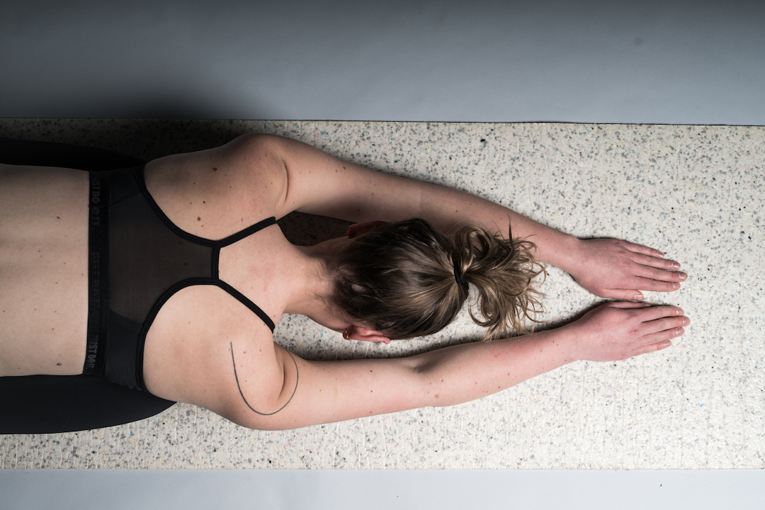 High-quality yoga mat through customer co-creation
