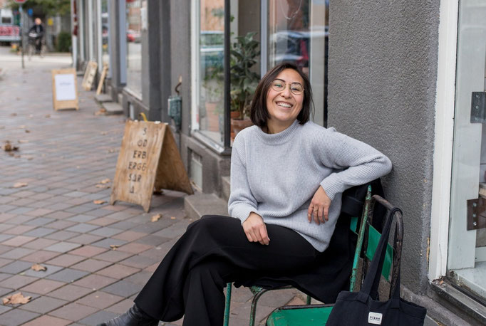 the blogger kimgoesöko as an example of women in entrepreneurship