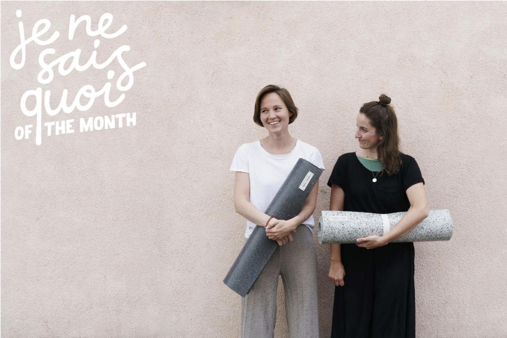 Die Gründerinnen von hejhej-mats wurden von Oatly als Entrepreneur of the Month gekürt.