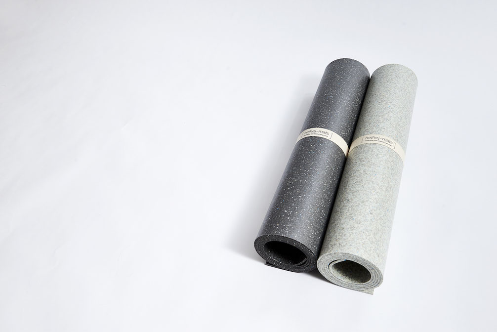 Is 129€ a lot of money when you buy a yoga mat? Why not compare it to your last buying decision
