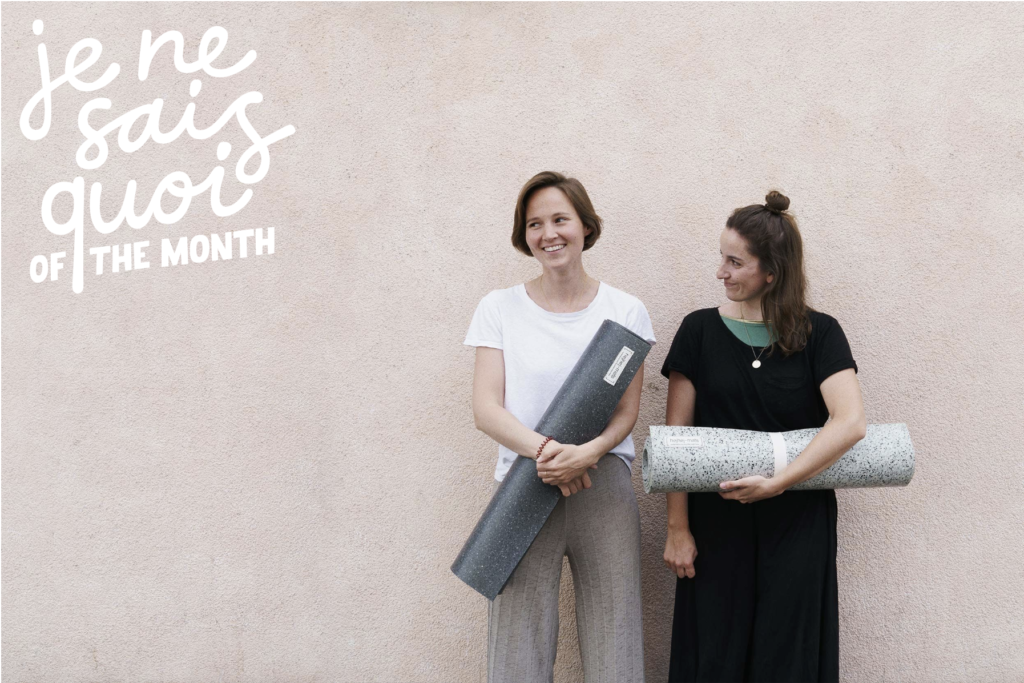 The founders got rewarded by Oatly as entrepreneurs of the month