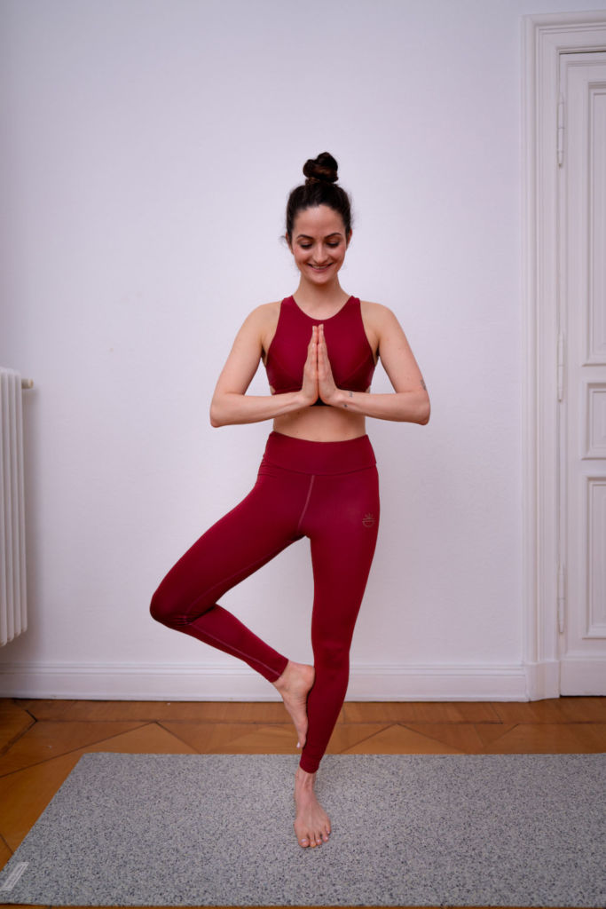 The Circular Economy shows different examples from the yoga industry.