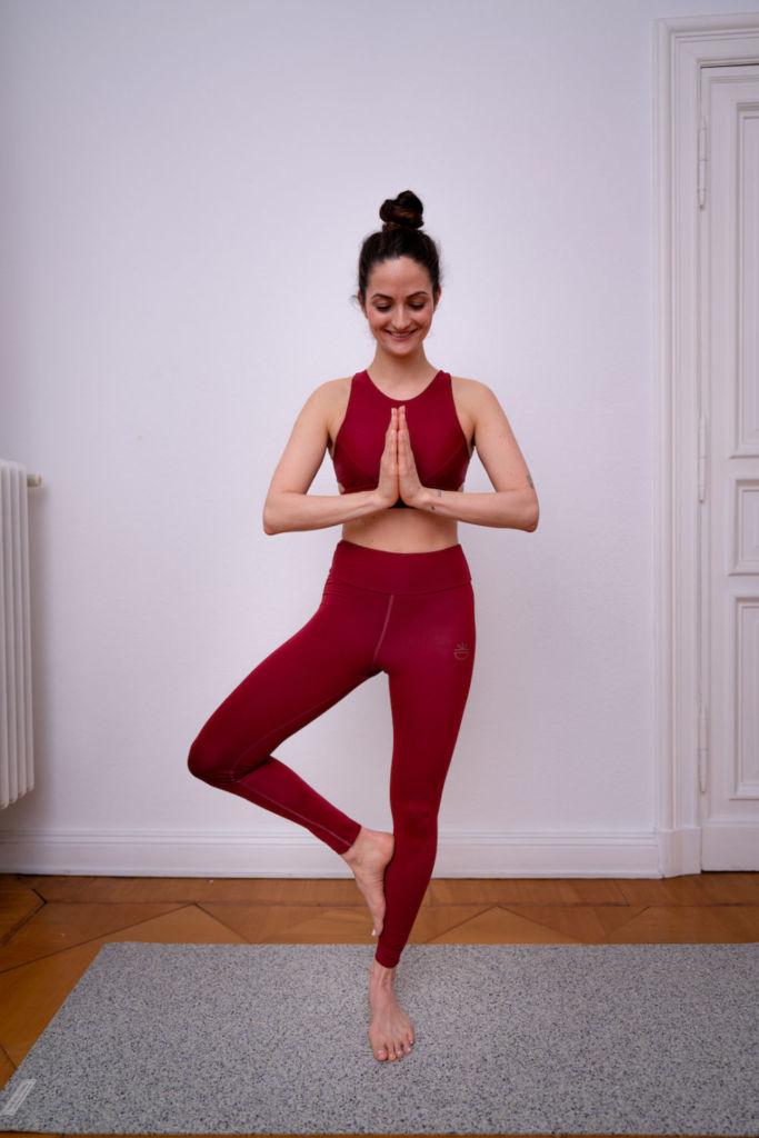 Die Circular Economy zeigt einige Beispiele aus der Yogaindustrie.