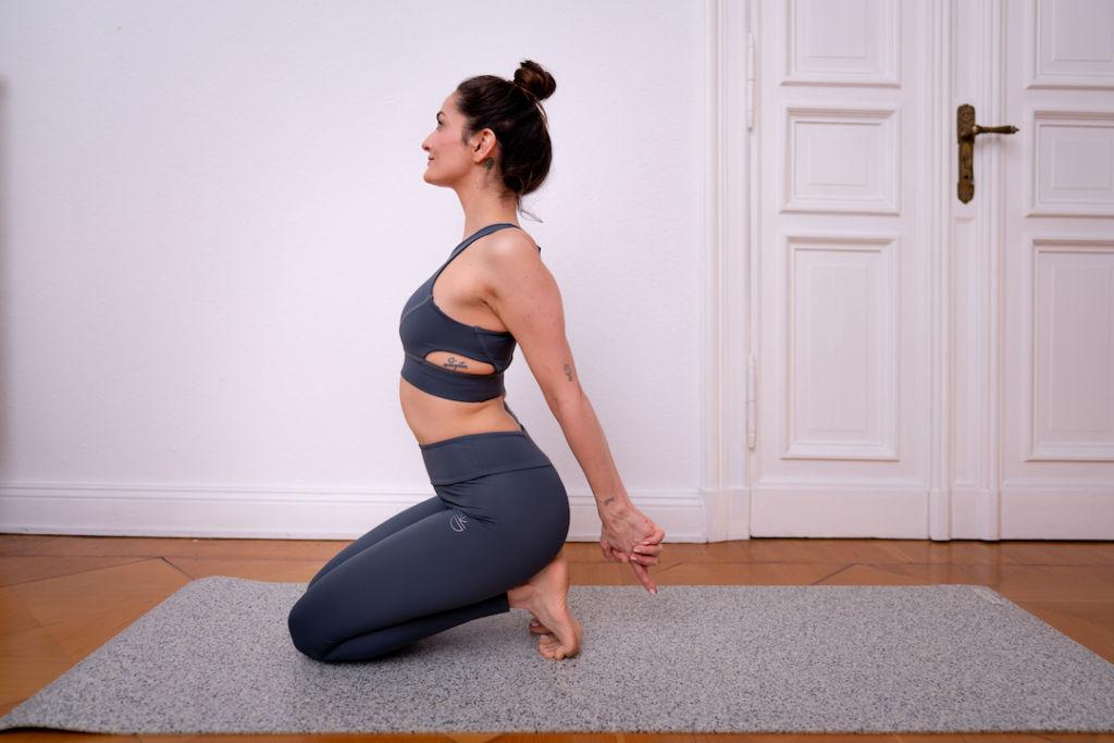 Die Circular Economy in der Welt des Yogas.