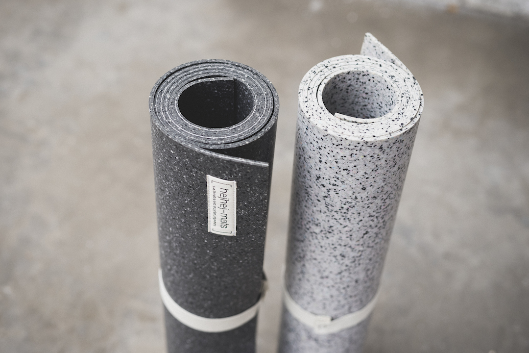 How does a sustainable production of a yoga mat work? A check list with 5 criteria.