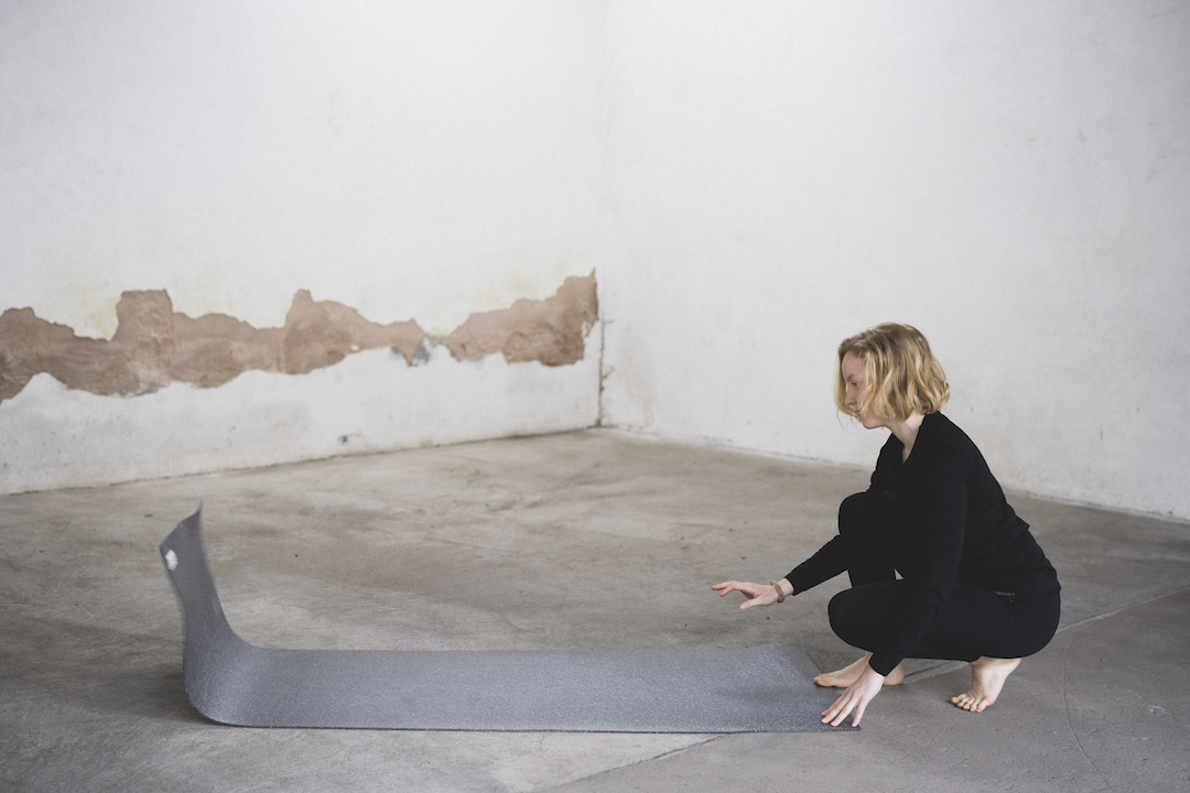 The first yoga mat test with sustainability criteria