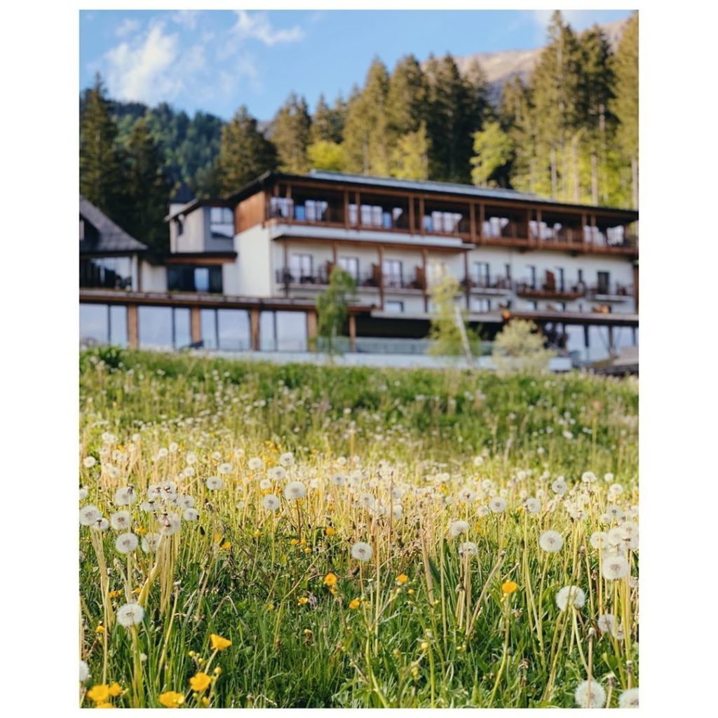 The Daberer the bio hotel is now also equipped with completely ecological yoga mats from hejhej-mats.
