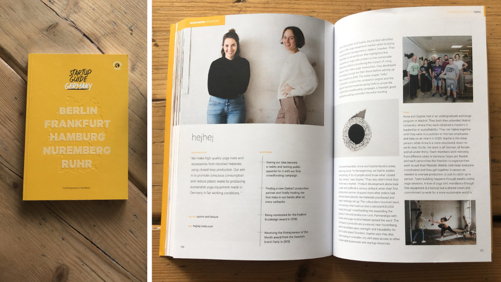 Start Up Guide Germany Book