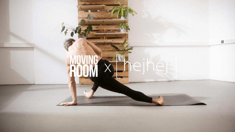 Was wir an Online Yoga und MovingRoom lieben